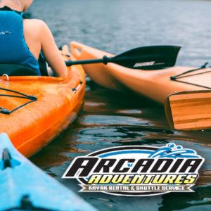 Kayak the James River